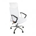 Chaise de bureau Modena White